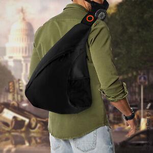 SHD MonoStrap Backpack Video Game Mono Strap Gaming Bag Cosplay Gamer Ruck Sack