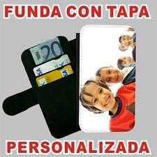 funda con tapa case para iphone 4/4s - personalizada con tu foto o imagen