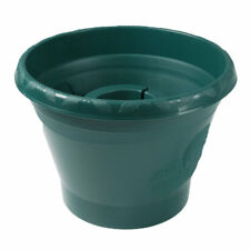 Large Christmas Tree Stand Tub Pot Bucket Green for 7 ft (2.1m) Real Xmas Trees