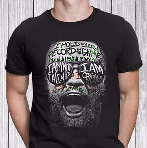 Conor McGregor I AM Shirt