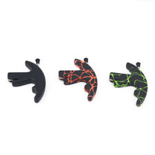3 Finger Archery Release Aid Plastic Thumb Release Trigger Recurve/Compound Bow