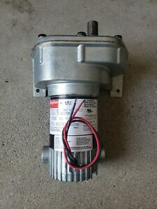Dayton Permanent Magnet Dc Voltage Gearmotor