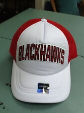 Chicago Blackhawks, Reebok, Face Off Collection, SnapBack