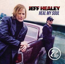 Jeff Healey - Heal My Soul - New Double 180g Vinyl LP