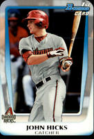 2011 Bowman Chrome Draft Prospects Singles (Pick Your Cards)