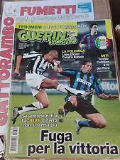 Guerin Sportivo n.40 Trezeguet + poster anno 2005 - ottimo