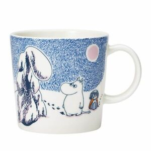 Mumin Becher - Winter 2019 - Crown Snow Load - Moomin-Becher - Kaffeebecher
