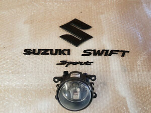 SUZUKI SWIFT FOG LIGHT ASSEMBLY GENUINE VALEO * 35500-62J01 * 2011 - 2017 *