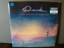RIVERSIDE Love Fear and The Time Machine Colored 2LP 2015 New