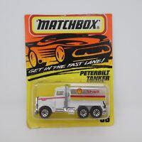 Matchbox Peterbilt Tanker Shell #56 1993 Diecast Toy Original Packaging Vintage