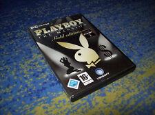 Playboy-the mansion PC Gold Edition rareza!!!
