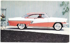 Postcard 1956 Mercury Montclair Hard Top~102083