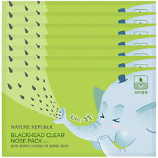 Nature Republic Blackhead Clear Nose Pack 7ea