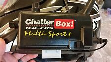 ChatterBox Mounting Bracket For mounting Gmrs-X1, Frs-X2, HJC-FRS Item # CBFFMB