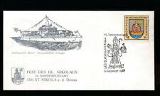 So-Stempel 16.Sonderpostamt St.Nikola/Donau 1989  (CH14)
