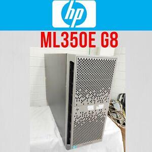 HP ProLiant ML350e Gen8, Intel Xeon E5-2403 1.8GHz, 4Gb Ram, No hard drive