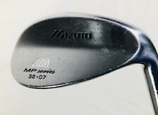 "Mizuno MP Series 52-07 52* Degree Wedge Grain Flow Forged Steel Shaft 36"" RH"