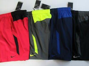 "NWT Nike Men's 9"" Volley Contender Logo Swim Shorts Trunks Suit M L XL XL NEW"