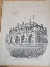 Hotel des postes a Fontainebleau