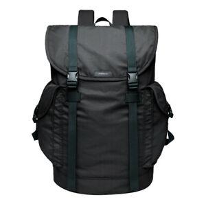 Sandqvist - Charlie Backpack Black / Black Leather
