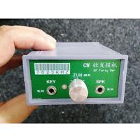12V Forty-9er 7.023-7.026MHz CW Short Wave Ham Radio Telegraph Transceiver DIY