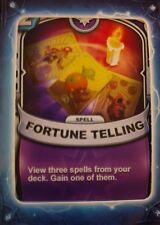 Skylanders Battlecast Collector's Card Spell Fortune Telling