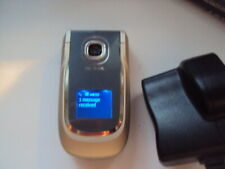 EASY CHEAP SENIOR DISABLED BASIC  SPARE NOKIA 2760 UNLOCKED+CHARGE