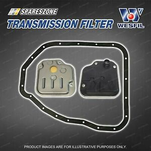 Wesfil Transmission Filter for Hyundai Accent RB I20 PB I30 FD 1.4L 1.6L 4Cyl