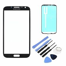 Black Replacement LCD Screen Glass Lens Samsung Galaxy Note 2 II N7100 T889 i317