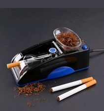 Blue Rolling Machine Electric Cigarret Automatic Injector Maker Roller