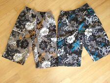 Lot of 2 Dognose board shorts, size 8-10