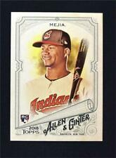 2018 Topps Allen & Ginter Base #9 Francisco Mejia RC