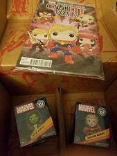 Marvel Collector Corps Women of Power comic & vinyl bobbleheads