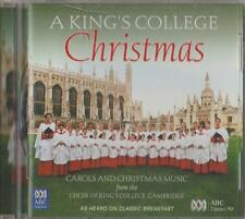 C.D.MUSIC  D984  A KING'S COLLEGE  CHRISTMAS    CD
