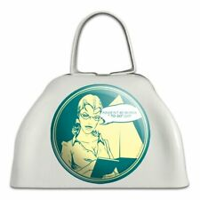 Please Put Me On Your To-Do List Funny Humor White Cowbell Cow Bell Instrument