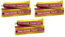 Simichrome Metal Polish - 1.76 oz (50 gram) - Bakelite Test - 3 Pack