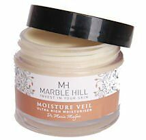 Marble Hill moisture veil for face & upper body area ideal for makeup - 50 ml