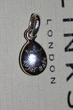 Genuine Links of London Sterling Silver 925 Royal Baby 2013 Charm - BNIB