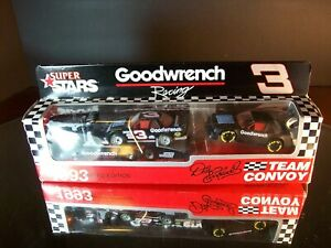 Dale Earnhardt #3 GM Goodwrench Matchbox Super Star Team Convoy Chevrolet Van