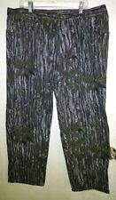 Cabela's Pants Camo Denim Realtree  Size 42 Measured inseam 32        (C2)