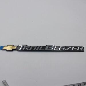 Chevrolet Chevy Trailblazer Bowtie Emblem Decal Door Hatch