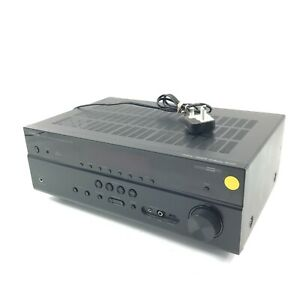 Yamaha RX-V475 HDMI HD Audio Video Receiver 5.1 80W P/Channel