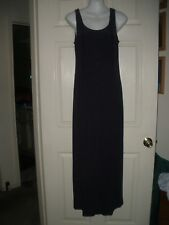 #4 Misses M L Full Lenght Stretch Bodycon Sheath Purple Gown