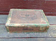 New Diamond Habana Cigar Box with Tax Stamp Remnant