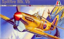 Italeri 1/72 Supermarine Spitfire Mk Vb # 001