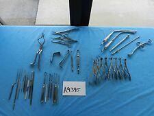 Codman Pilling Storz V. Mueller Surgical ENT Instruments