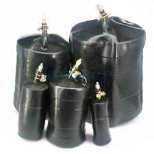 """2"""" 4"""" 6"""" 8"""" Natural Natural Rubber Drain Air Bag Inflatable Bung Stop Plug Block"""
