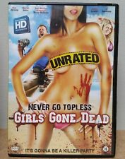 Girls Gone Dead (2012) Katie Peterson – Shea Stewart