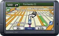 GPS Garmin nüvi 255W avec carte de toute l'Europe 2019 ou 2020