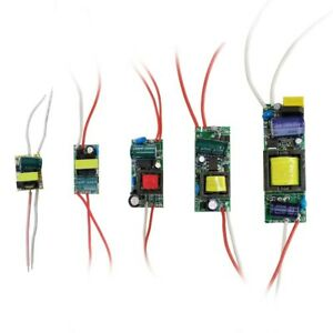 Led driver constant current transformer power supply light DC 12V 24V 3W 10W 36W